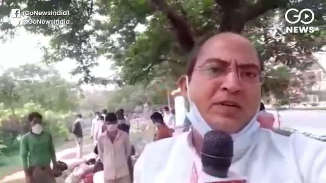 Desperate Migrants At Delhi's ITO Say They Will Ne