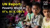 UN Multidimensional Poverty Report 2021