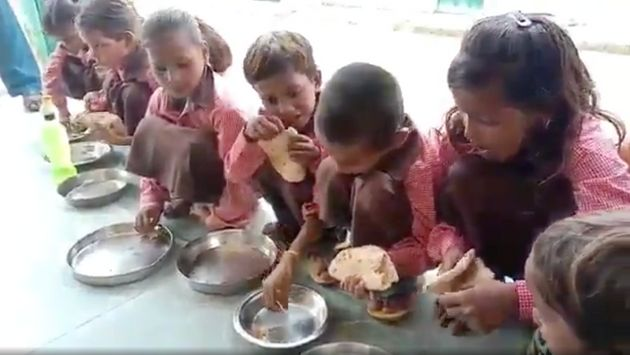 UP Journalist Booked For Breaking Midday Meal Stor