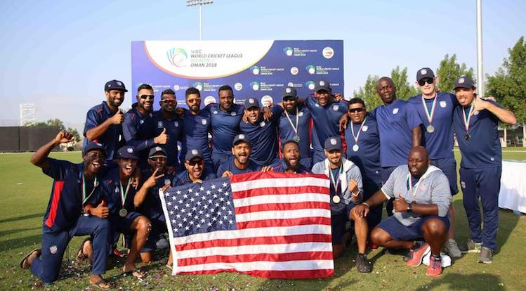 Cricket Tri-series in US