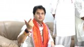 Jyotiraditya Scindia Upset Over His Picture Missin