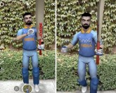 Skipper Virat Kohli Comes To Facebook, Instagram I