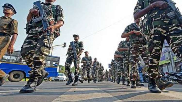 Over 1 Lakh Posts Lying Vacant In Central Armed Po