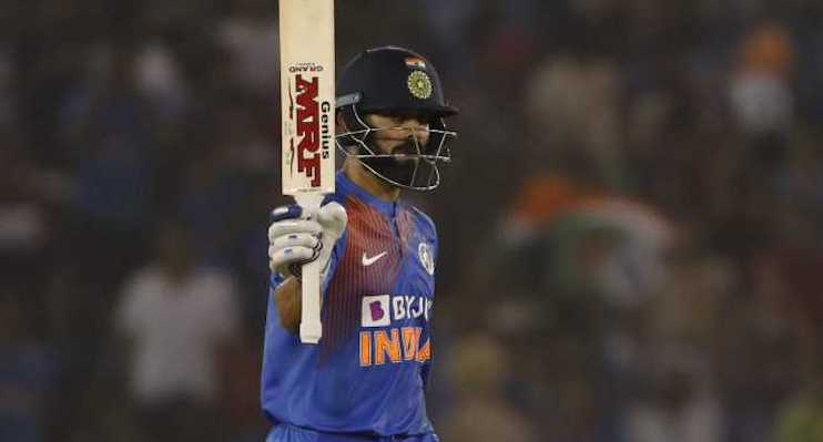 T20I Most Fifty Record