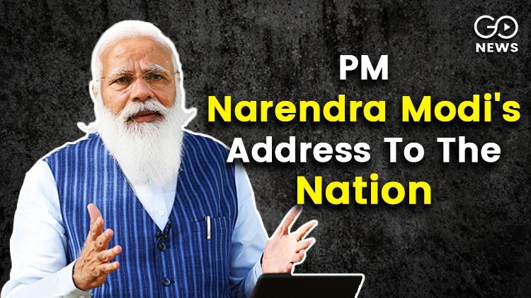 Prime Minister Narendra Modi's Address To The Nati