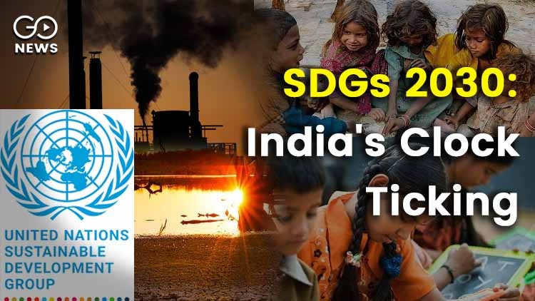 SDG India Independence 75