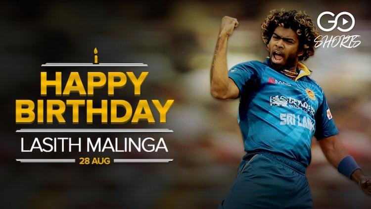 Happy Birthday Lasith Malinga