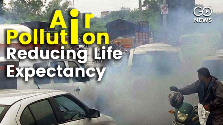 Air Pollution to cut 9 years of life expectancy of