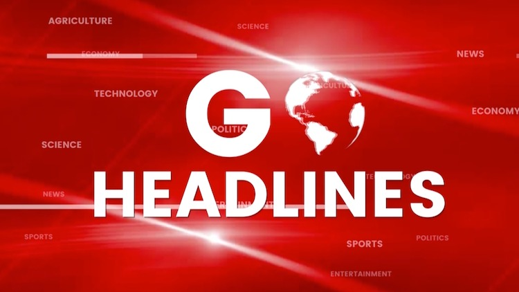 GoNews Top News Of The Hour
