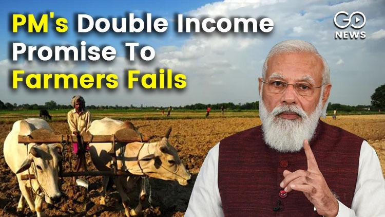 Farmer's Income Sees Little Rise, Debt Skyrockets