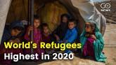 UNHCR Refugees Highest Worldwide 2020