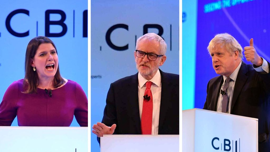 Brexit In The Balance As UK Polls Draw Near