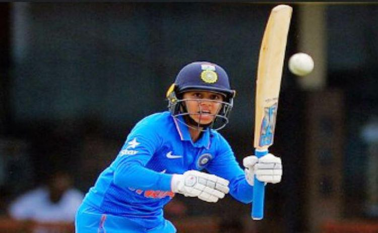 Shafali Verma became the youngest Indian cricketer