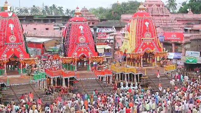 SC Stays This Year's Puri Rath Yatra Amid Pandemic