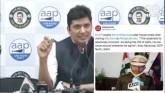 AAP Alleges Kejriwal Under 'House Arrest', Delhi P