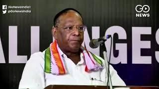 V Narayanasamy: Ambivalent Centre Should Categoris