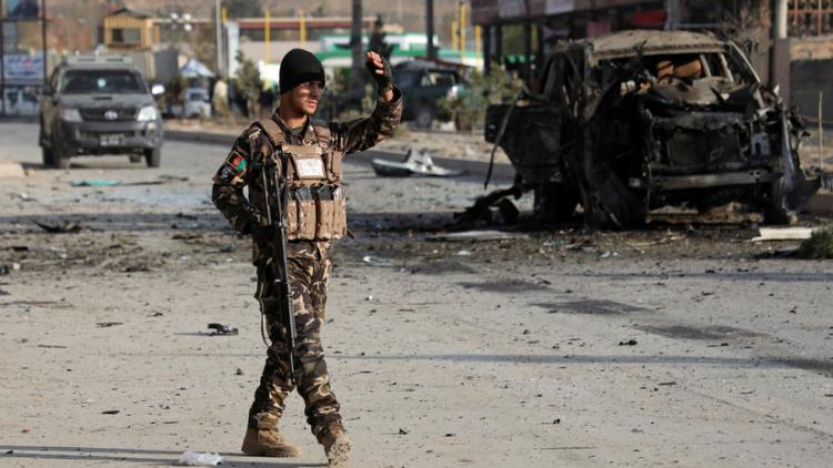 Afghanistan: Car Bomb Kills At Least 17 Ahead Of E