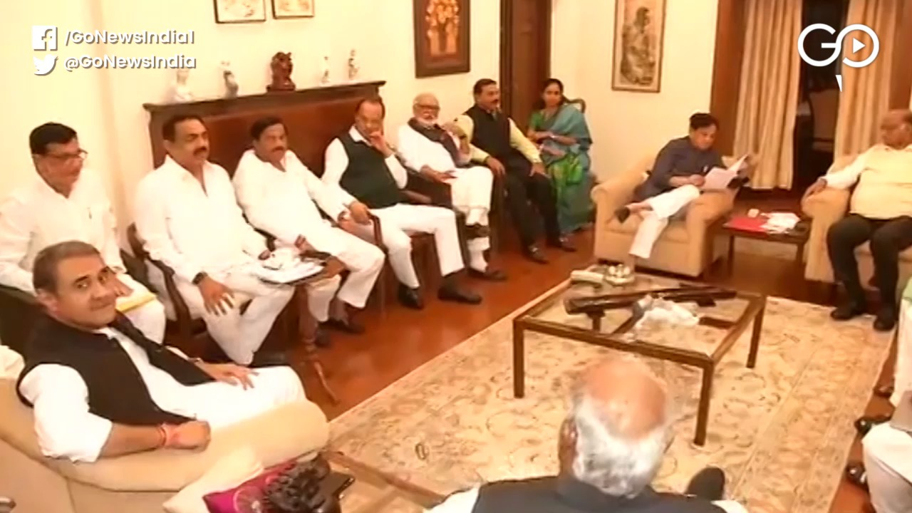 Congress, NCP Agree On Talks With Shiv Sena For Go