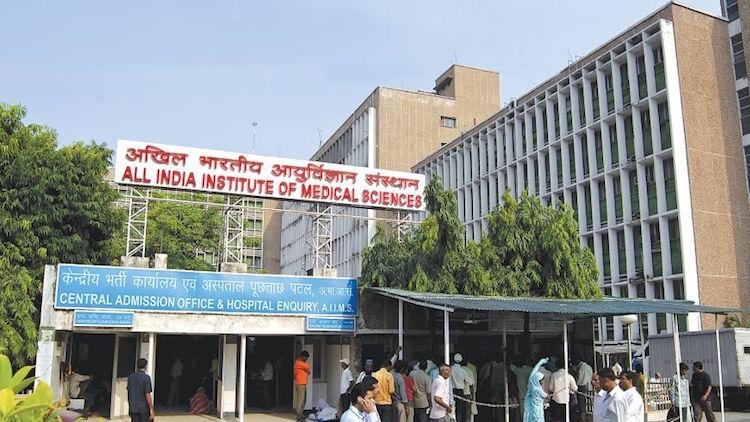 COVID-19 'Hotspot': 479 Delhi AIIMS Health Workers