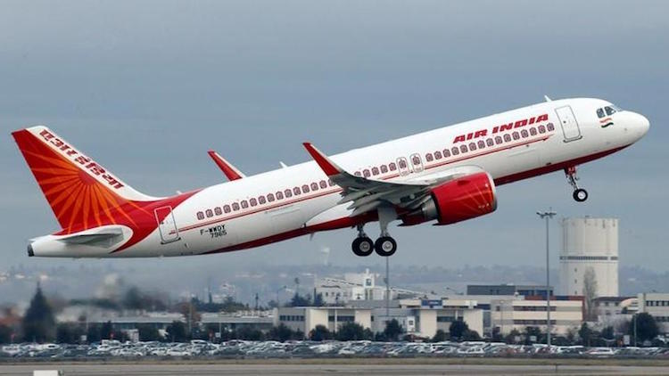 Employees And Kin Protest Against Air India Divest