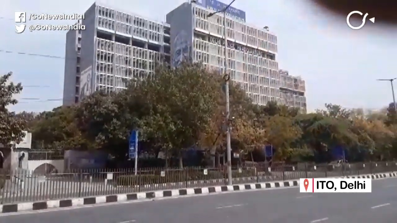 Lockdown: Ground Report From Delhi's ITO