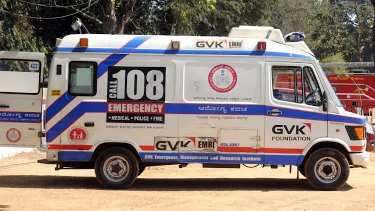 Ambulance Health Emergency