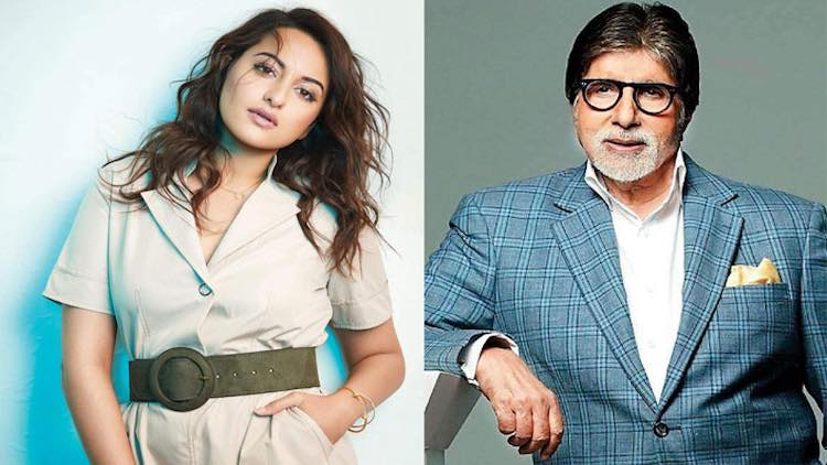 Amitabh Bachchan & Sonakshi Sinha Top The Most Twe