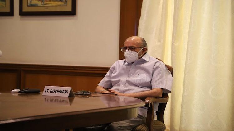 Delhi LG Reverses Order: Not All COVID-19 Patients