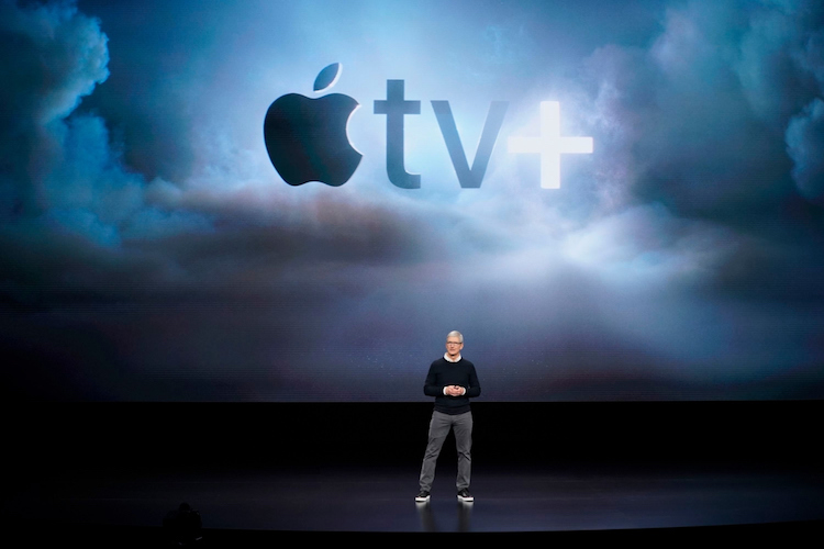 Apple TV Plus launches in 100 countries of the wor