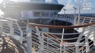 Indian Crews Stranded On Board Cruise Ships Langui