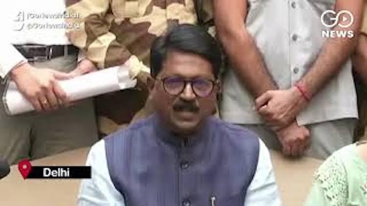 Lone Shiv Sena Minister In Modi Cabinet Resigns