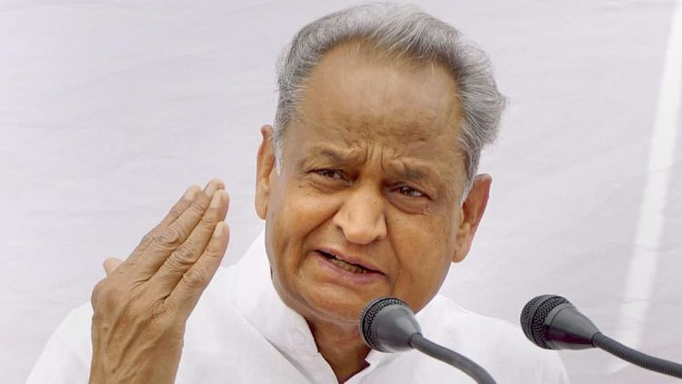 Ashok Gehlot: BJP is doing dirty politics in the s