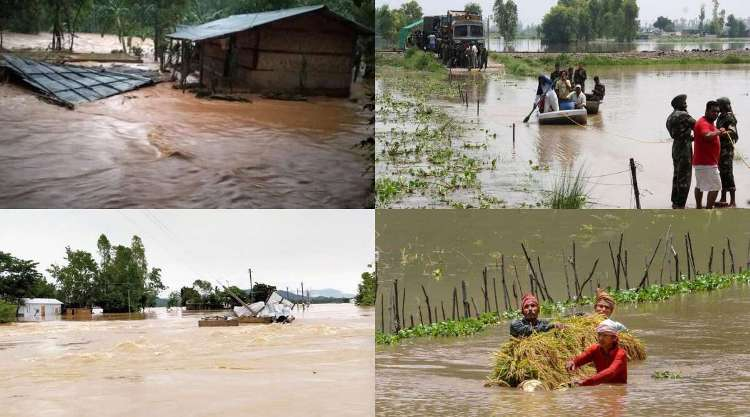 Assam Floods: 18 Dead, Over 9.26 Lakh Affected Acr