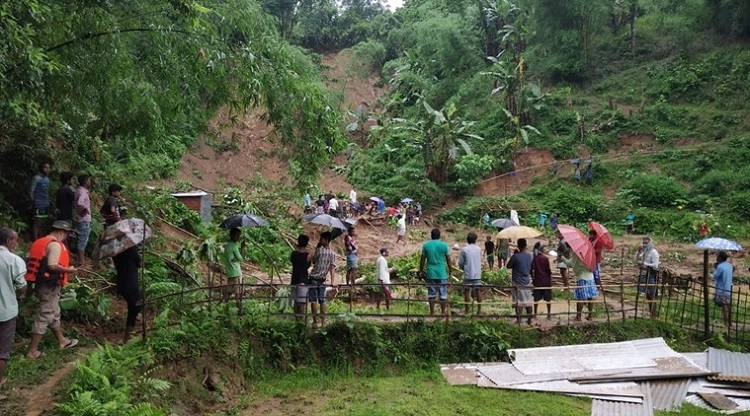 Landslides In Assam Kill 20, Rescue Campaign Ongoi