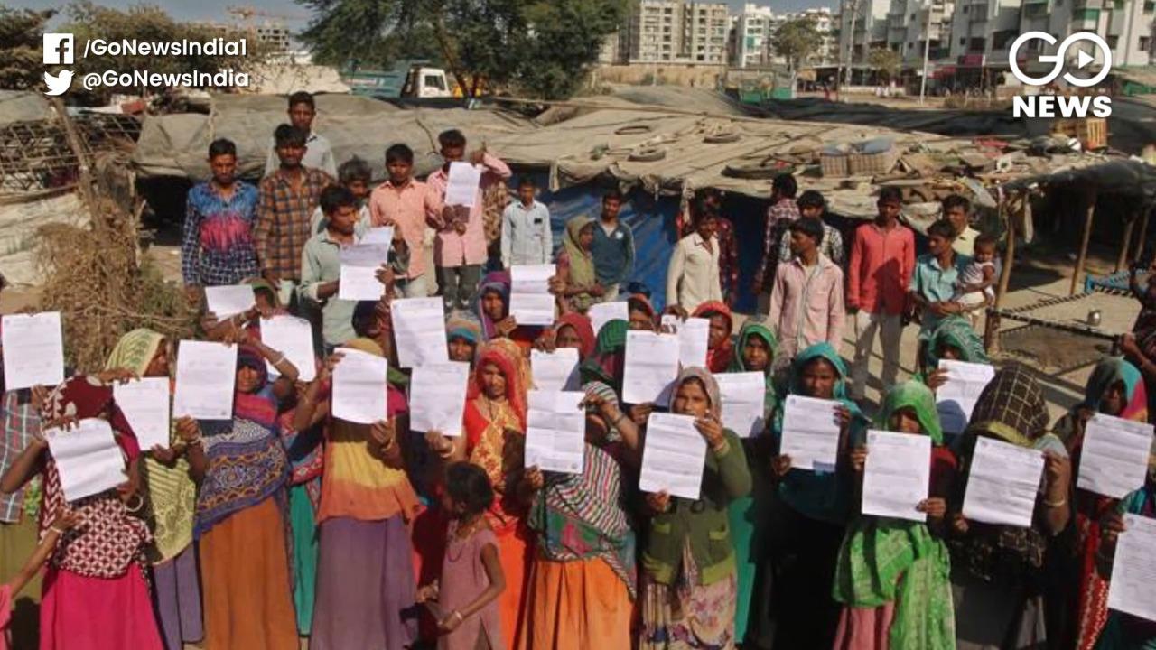 Ahmedabad Slum-Dwellers Being Evicted Ahead Of Tru