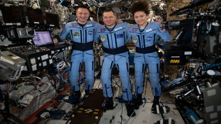 Astronauts Return To Earth To Find A World Transfo