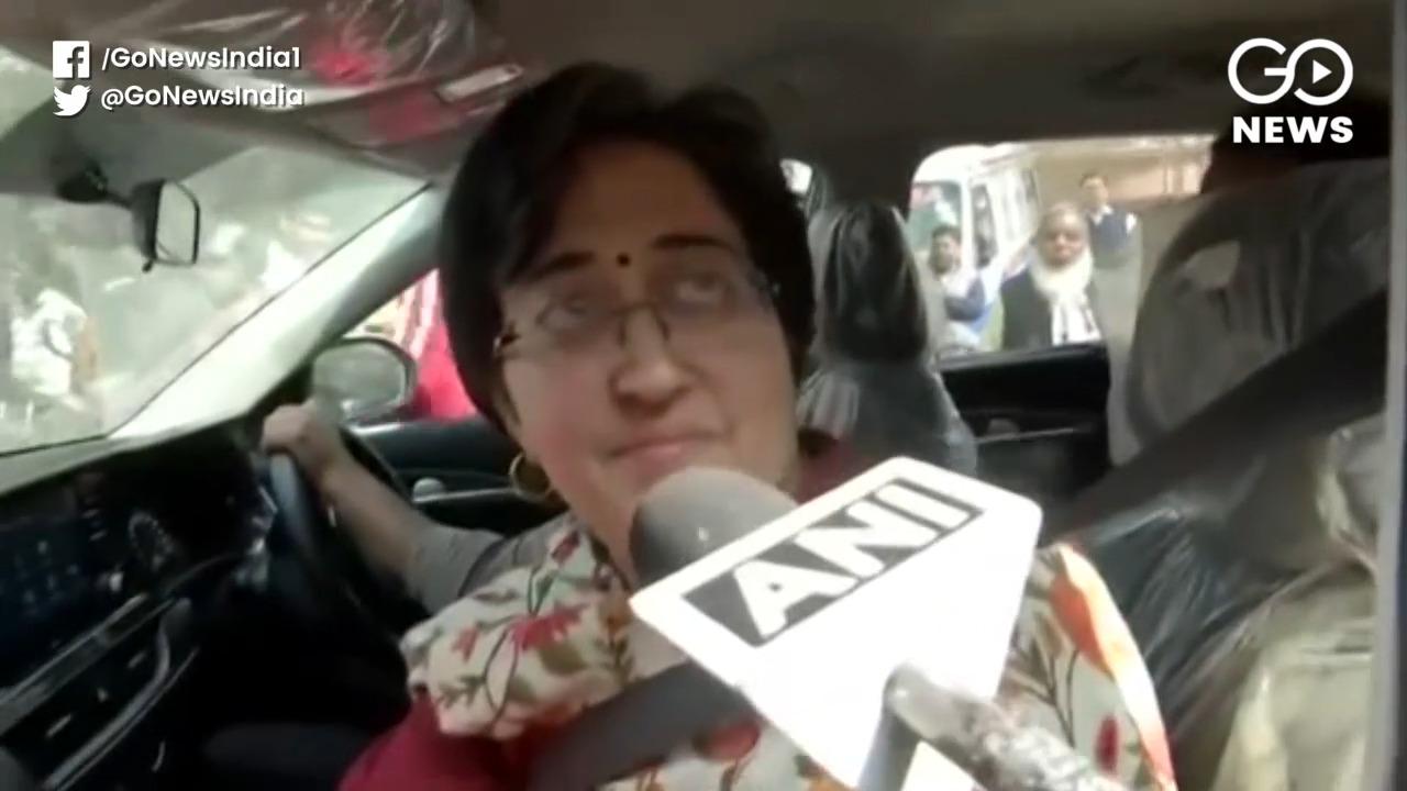 AAP MLAs Elect Kejriwal As Leader Of The Legislati