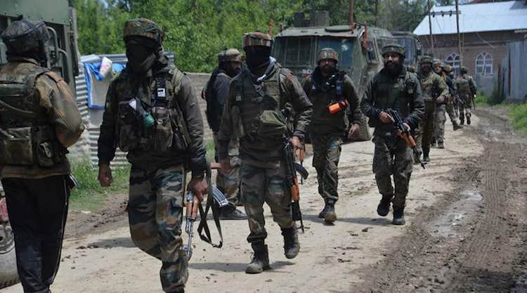 Awantipora Encounter Knock Off Three Terrorists