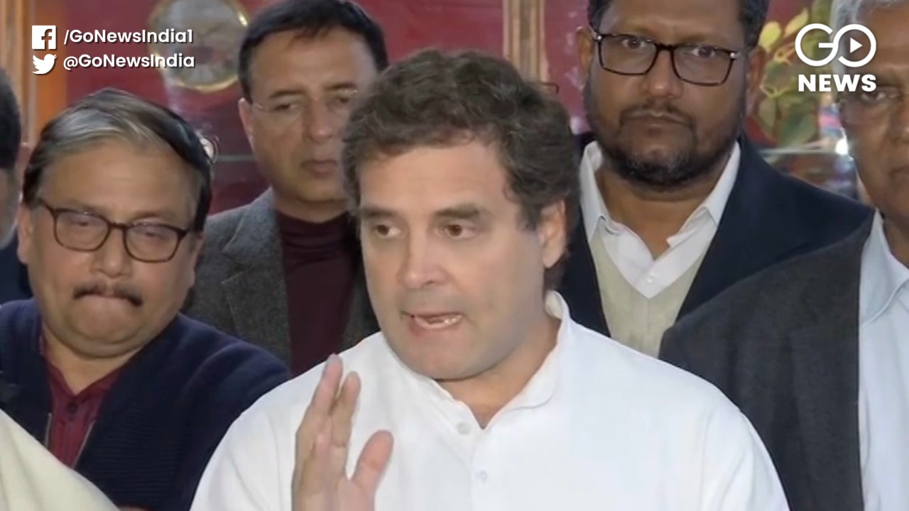Rahul Challenges Modi To Meet Students 'Without Po