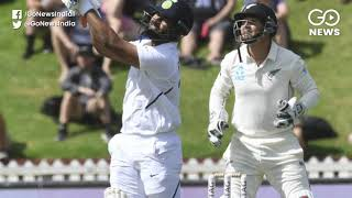 Cricket: New Zealand Vs India 2nd Test Match (Prev