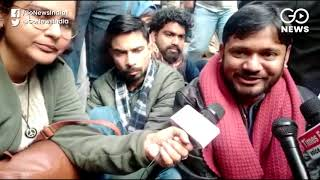 Kanhaiya: Govt Targeting Universities Since Studen