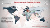 India And America: The Autocratisation Of World's