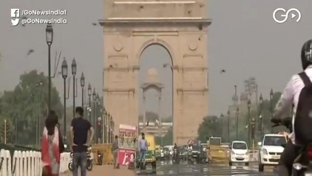 Heat Wave: Delhi Temperature Crosses 45 Degrees, N