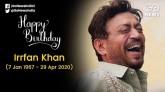 Remembering 'Sahabzade' Irrfan Khan On His