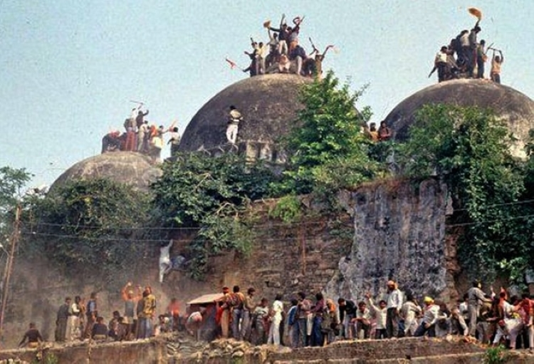 'Babri Masjid Demolition Not Pre-Planned' Says Cou