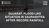 Gujarat: Flood-Like Situation In Saurashtra After