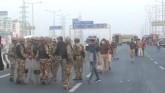 Borders Sealed, Roads Blocked As Agitating Farmers