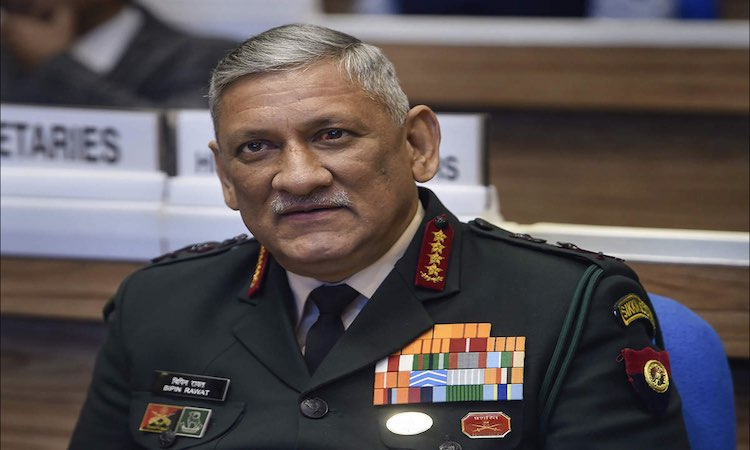 Bipin Rawat became the country's first CDS, Manoj