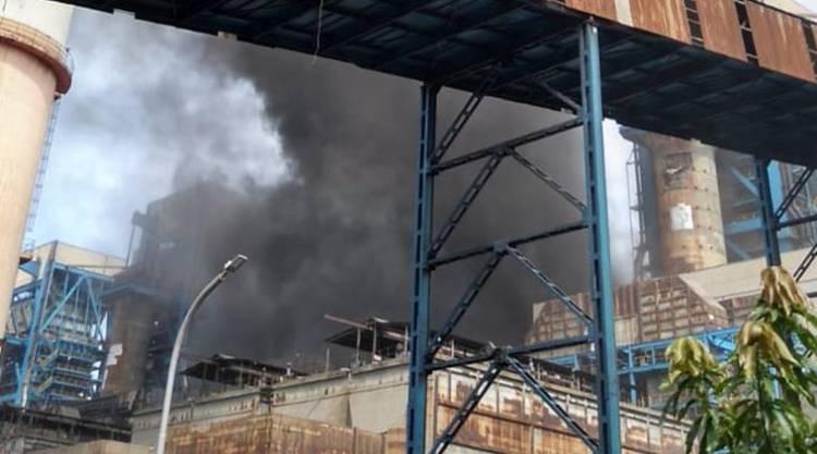 Boiler blast in Neyveli, Tamil Nadu, around 6 peop