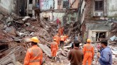 Maharashtra: Eight Dead As Two Residential Buildin